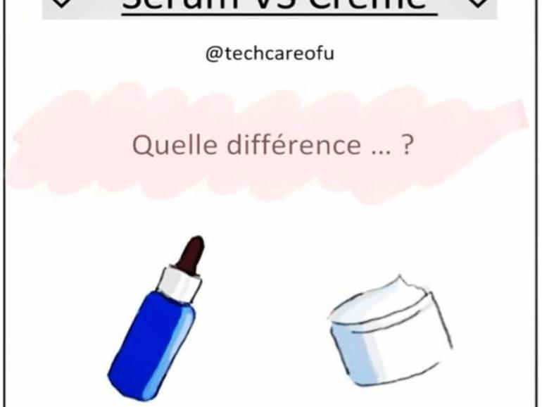 Sérum VS Crème