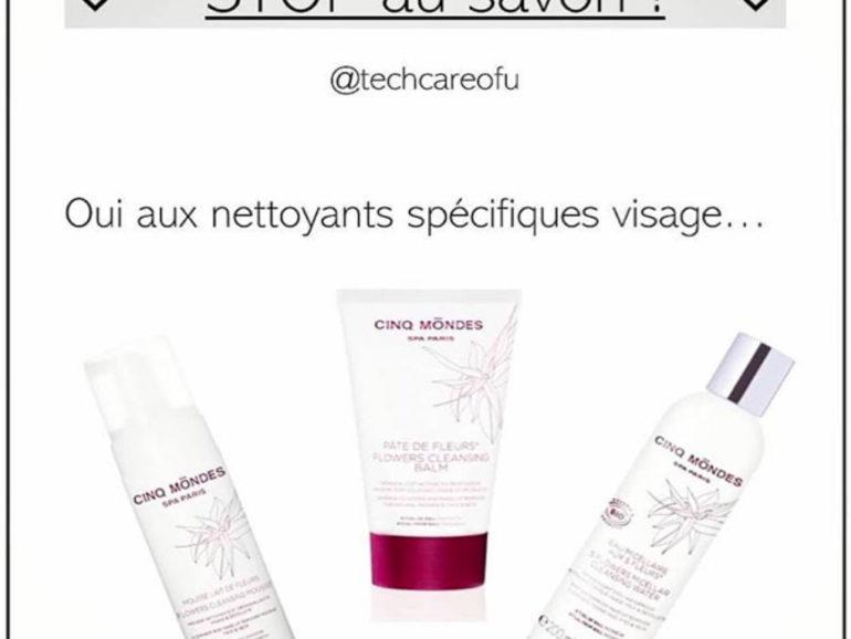 Stop aux savons